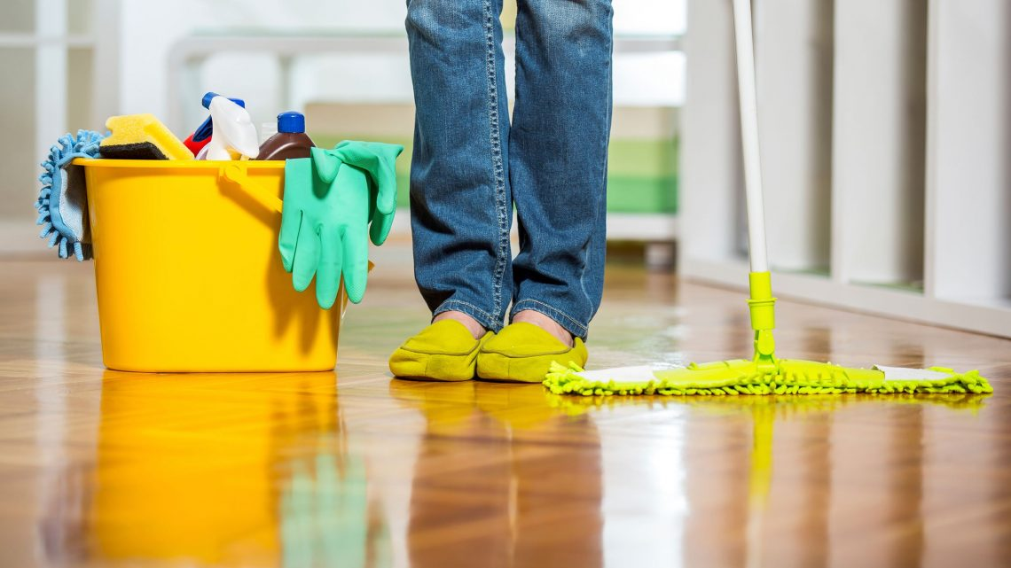 How to hire the best house cleaning company?