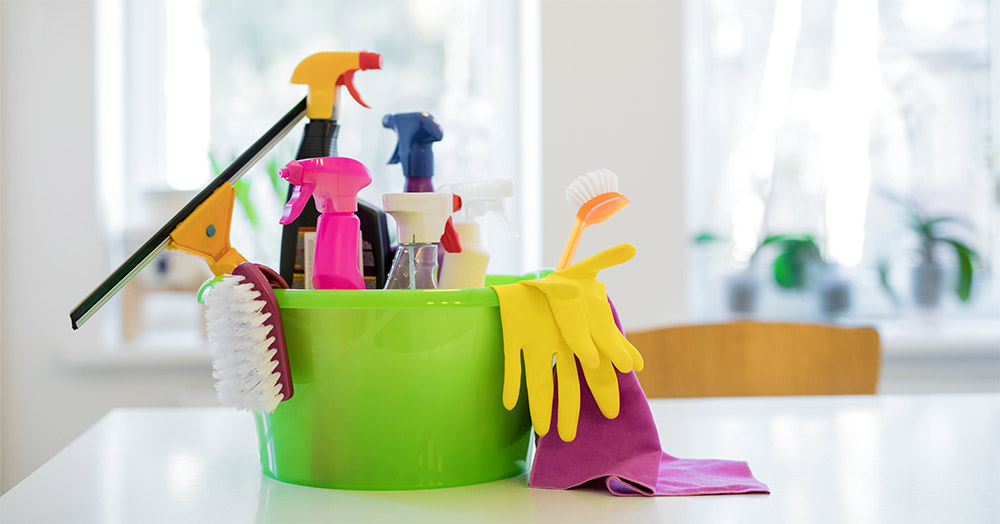 Some effective cleaning tips to clean your house within no time
