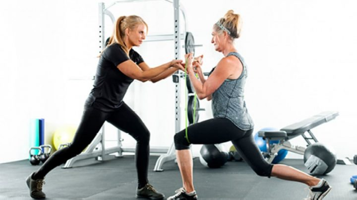 What ought to be there in a fitness coach?