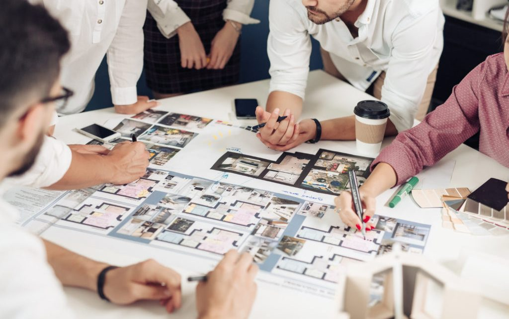 Responsibilities of an interior design company